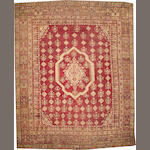 A Ghiordes carpet  Turkey size approximately 13ft. 6in. x 17ft.