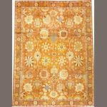 A Tabriz carpet  Northwest Persia size approximately 9ft. 5in. x 13ft. 3in.