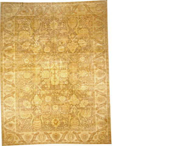 Contemporary Egyptian carpet   Egypt  size approximately 10ft. x 13ft.