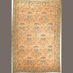 A Spanish carpet  Spain size approximately 11ft. 8in. x 17ft. 7in.