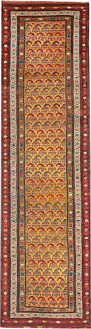 A Northwest Persian runner Northwest Persia size approximately 3ft. 11in. x 14ft. 5in.