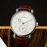 Kari Voutilainen. A very fine stainless steel lever chronometer wristwatch with Bulletin de MarcheObservatoire, No. C26072, sold 2009