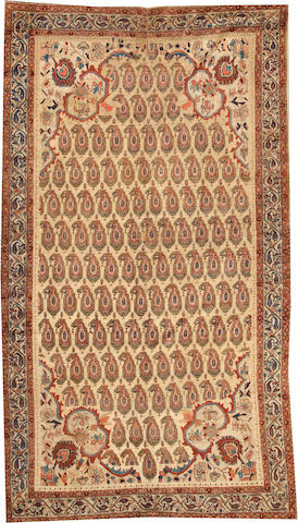 A Malayer long carpet  Central Persia size approximately 6ft. 5in. x 11ft. 5in.