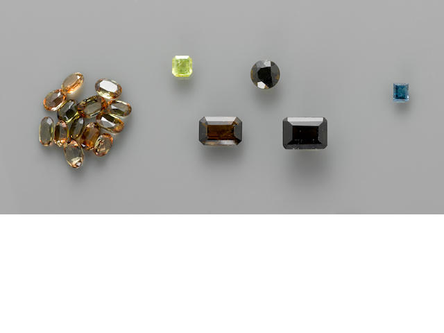 Alexandrite and Other Miscellaneous Gemstones