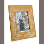 A Tiffany Studios gilt-bronze Grapevine picture frame 1899-1918