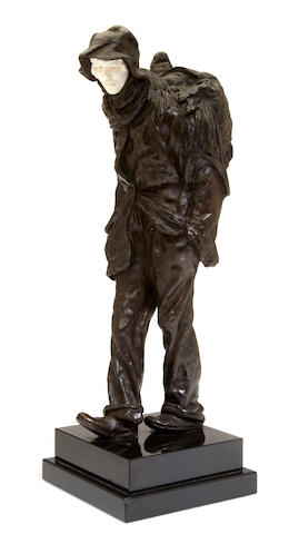 Demetre H. Chiparus (Roumanian, 1886-1947) Rag and Bone Man
