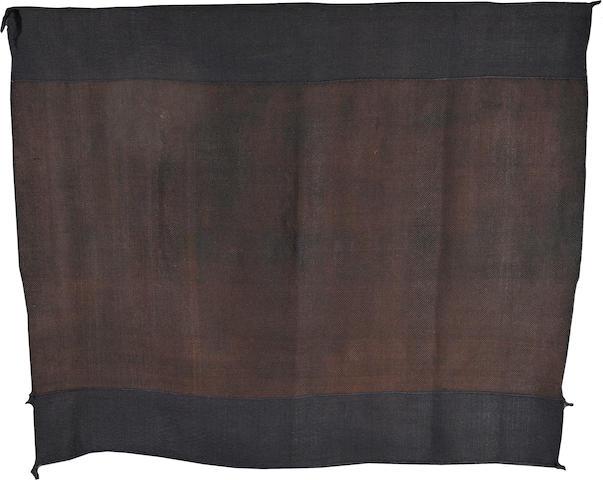 A Zuni manta