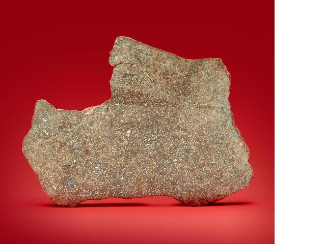 Zag Meteorite Slice