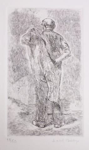 BISHOP, ISABEL. 1902-1988. Eight Etchings 1930-1959. New York: Sylvan Cole Gallery, 1985.