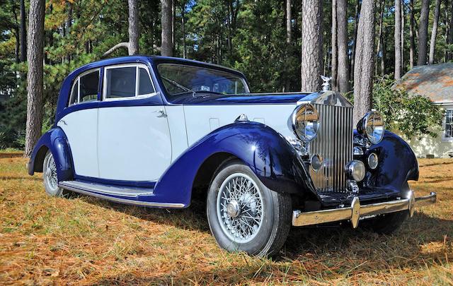 Ex-Helena Rubenstein,Rolls-Royce 25/30hp 7-Passenger Limousine  Chassis no. WXA72 Engine no. A5WB