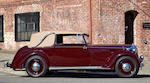 "1940 Rover ""Twenty"" Drophead Coupe  Chassis no. 054-0003 Engine no. 0510018"