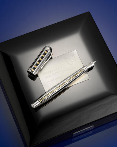 MONTBLANC: Otto von Bismarck Limited Edition 71 Fountain Pen