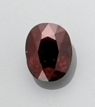 Purplish-Red Spinel