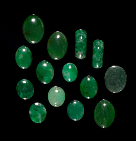 Group of Jadeite