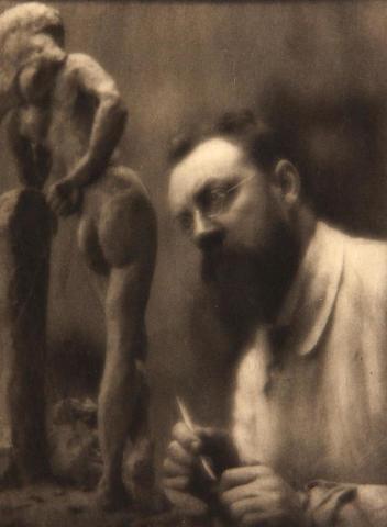 Edward Steichen, Henri Matisse, 1913;