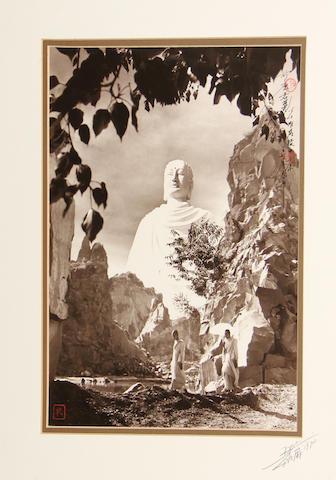 Don Hong-Oai (Chinese, 1929-2004); Buddha, Vietnam;