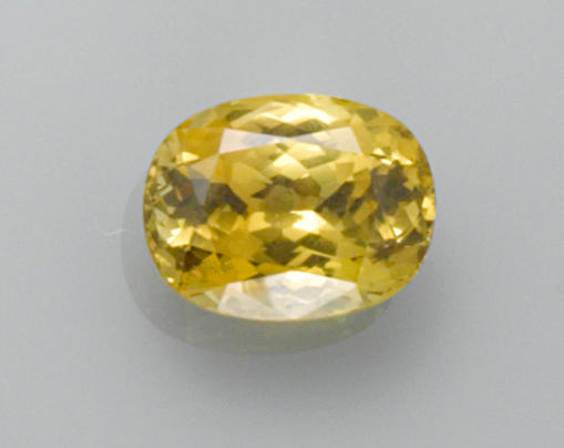 Exceptional Golden Yellow Crysoberyl