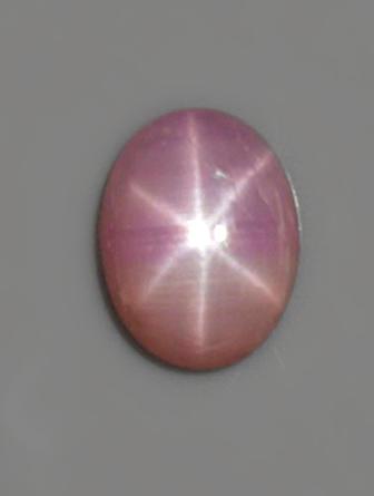 Pink Star Sapphire