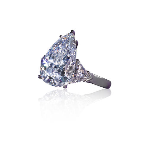 A diamond solitaire ring, Graff