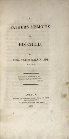 MALKIN, BENJAMIN HEATH.