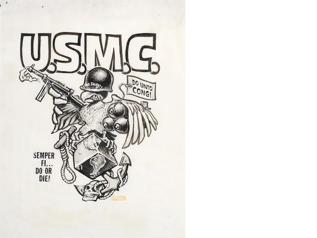 Roth Studios, 'U.S.M.C.'