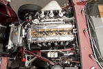 1963 Jaguar XKE Series 1 3.8-liter Roadster  Chassis no. 879458 Engine no. RA2136-9