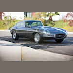 1962 Jaguar XKE Coupe  Chassis no. 886015 Engine no. R4625-9