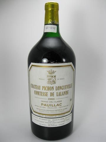 Château Pichon-Lalande 1982 (1-3L)