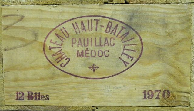 Château Haut-Batailley 1970 (12)