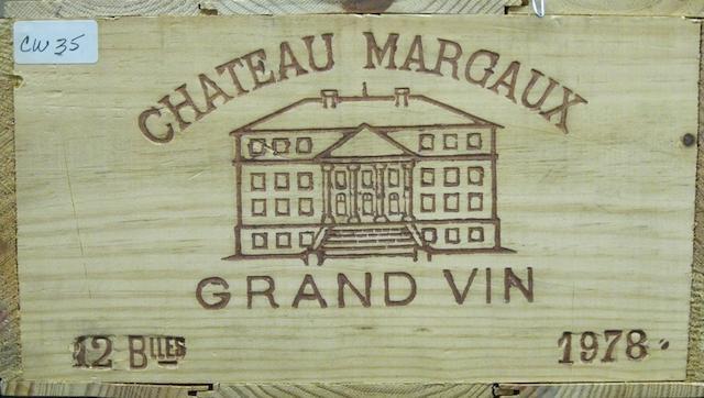 Château Margaux 1978 (12)