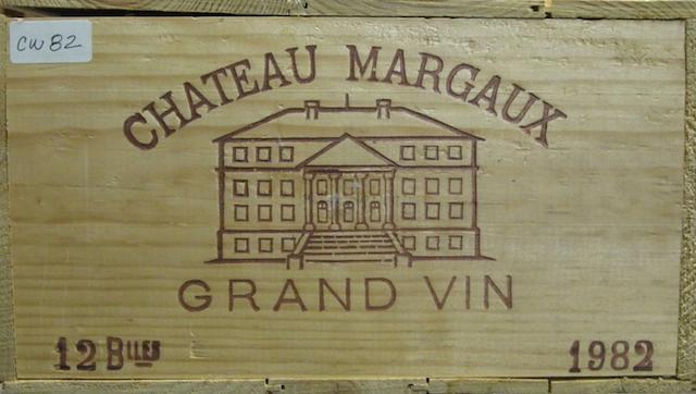 Château Margaux 1982 (12)