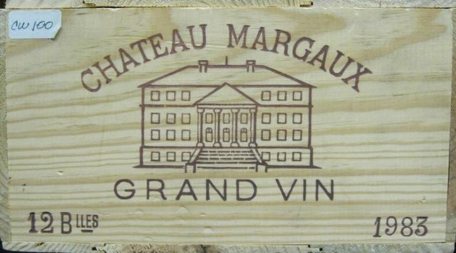 Château Margaux 1983 (12)