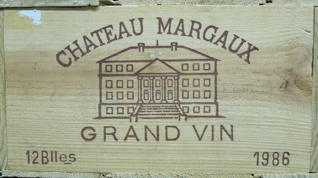 Château Margaux 1986 (12)
