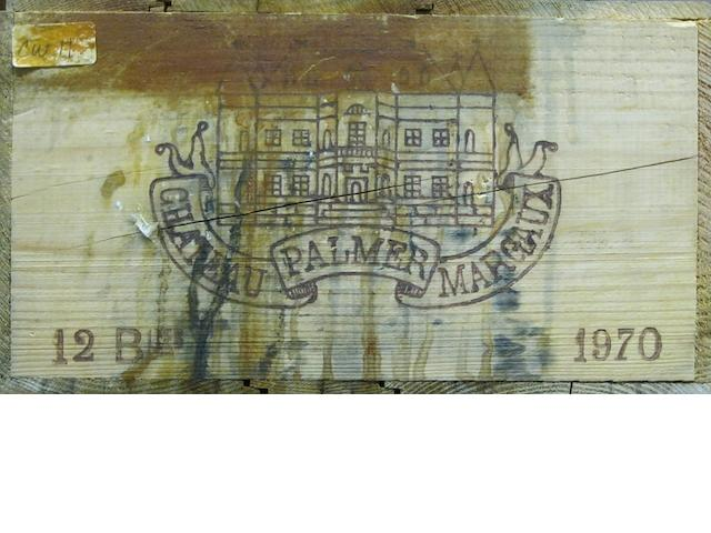 Château Palmer 1970 (12)