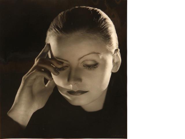 Clarence Sinclair Bull (American, 1895-1979); Garbo Portfolio, I;