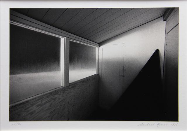 Michael Kenna (British/American, born 1953); Cliff House, San Francisco;