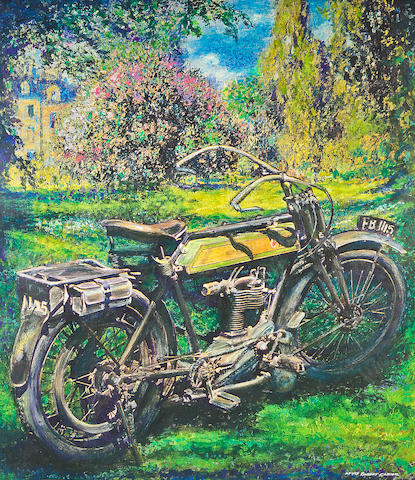 Robert Carter, Rudge Whitworth,