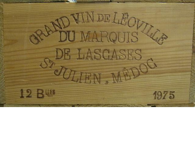 Château Léoville-Las-Cases 1975 (12)