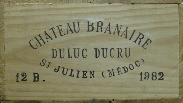 Château Branaire-Ducru 1982 (12)