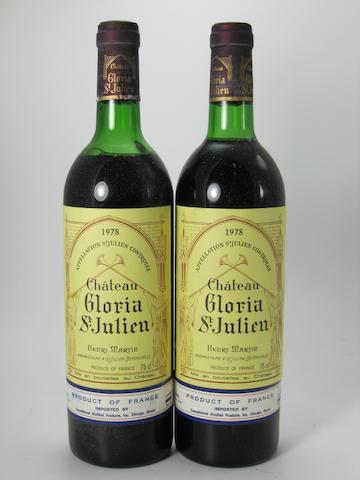 Château Gloria 1978 (12)