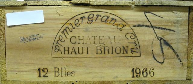 Château Haut-Brion 1966 (12)