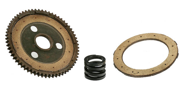 Indian Scout clutch parts,