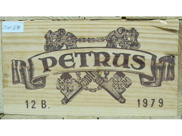 Château Pétrus 1979 (12)