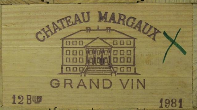 Château Margaux 1981 (12)