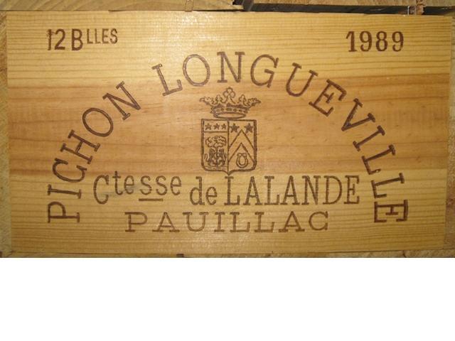 Château Pichon-Lalande 1989 (12)