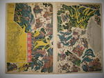 Two woodblock print albums<BR />19th century