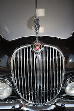 1960 Jaguar Mk II 2.4-liter Saloon  Chassis no. 125443DN Engine no. BG3273-8