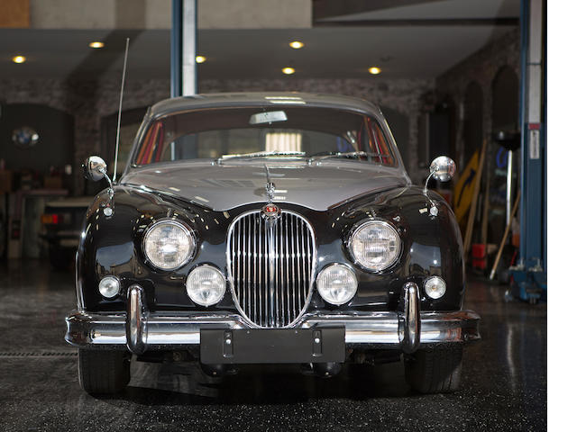 1960 Jaguar Mark II 2.4 Saloon  Chassis no. 125443DN Engine no. BG3273-8