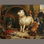 19th Century painting, Landseer