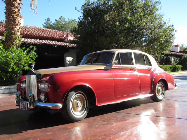 1963 Rolls-Royce Silver Cloud III Saloon  Chassis no. LSEV29 Engine no. SV14E